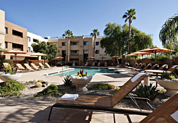 Courtyard Scottsdale North