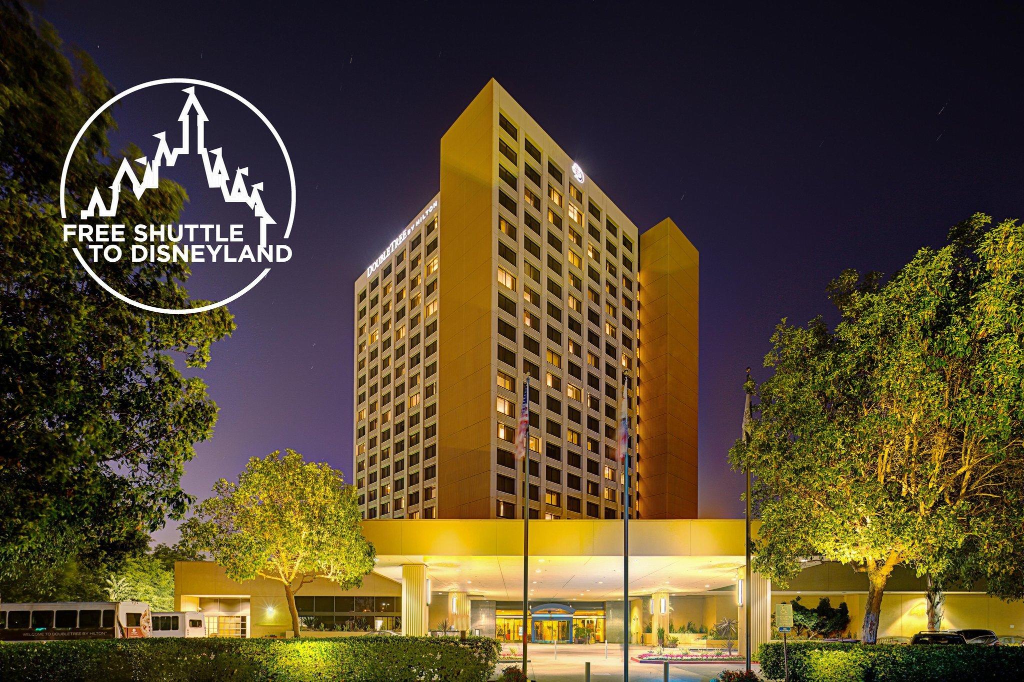 더블트리 호텔 애너하임 오렌지카운티 (Doubletree by Hilton Anaheim ...
