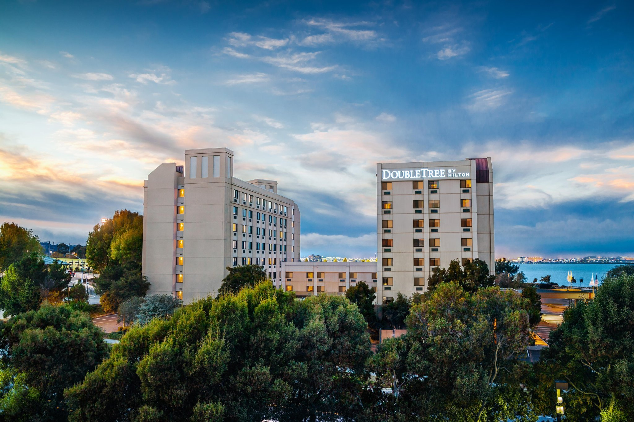 ダブルツリー ホテル サンフランシスコ エアポート
