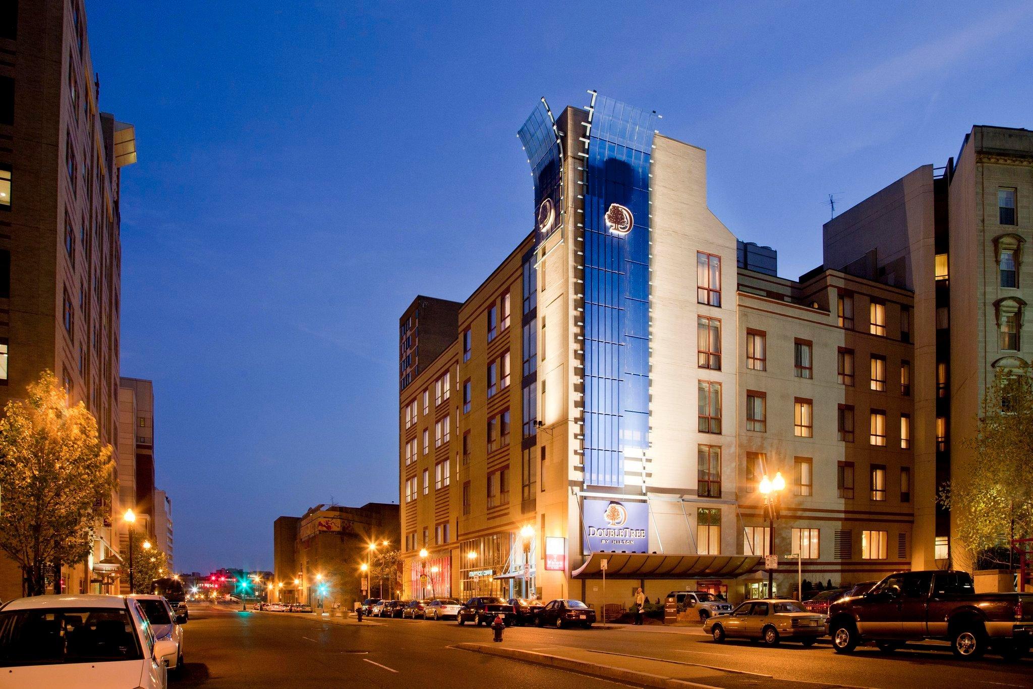 ダブルツリー ホテル ボストン ダウンタウン