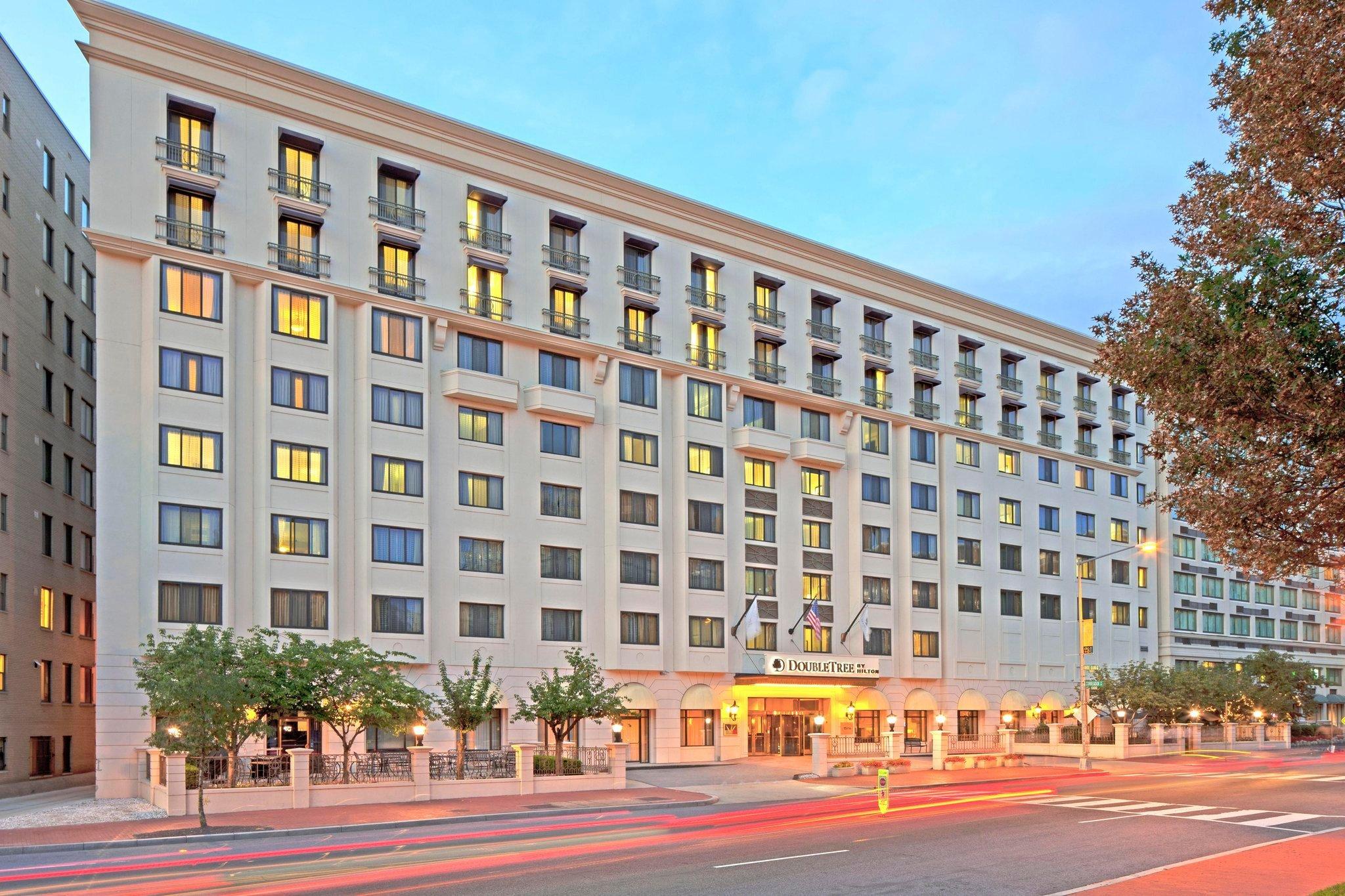 ダブルツリー ホテル ワシントンD.C