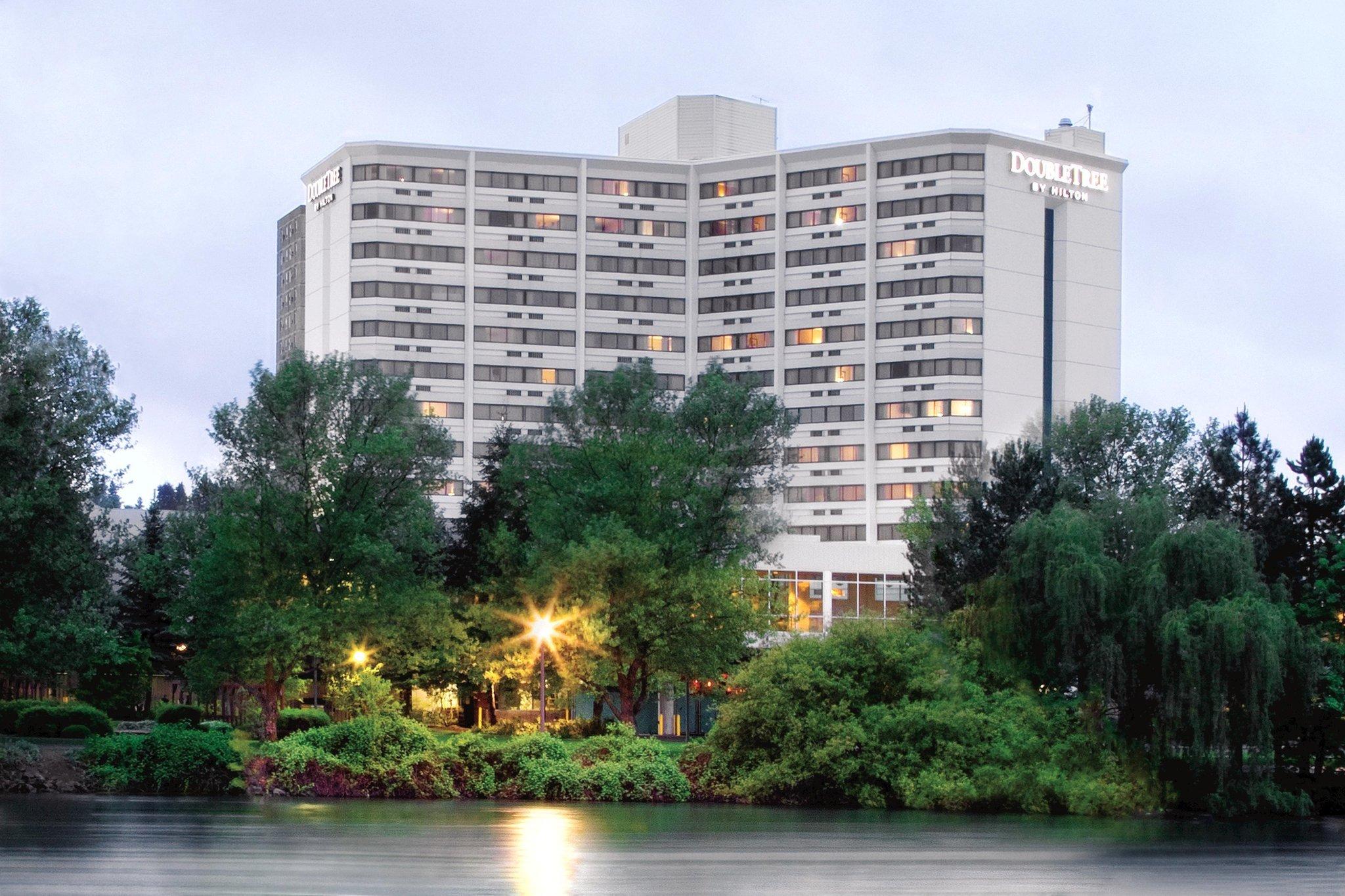 斯波坎市中心希尔顿逸林酒店