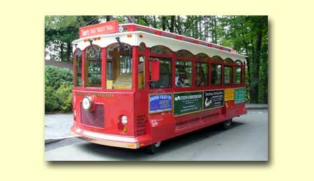 Tony's Tioga Trolley Tours