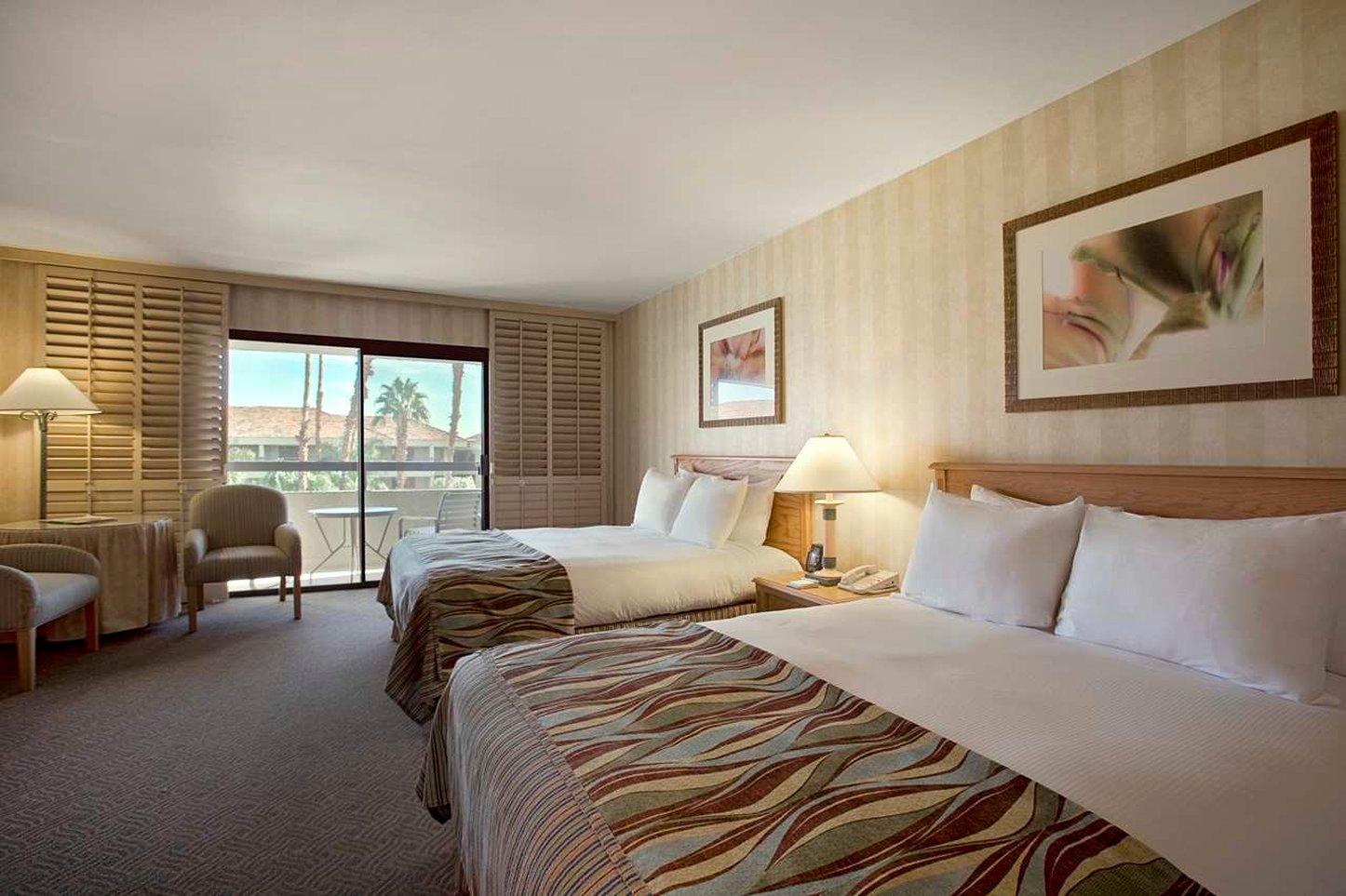 棕櫚泉希爾頓酒店