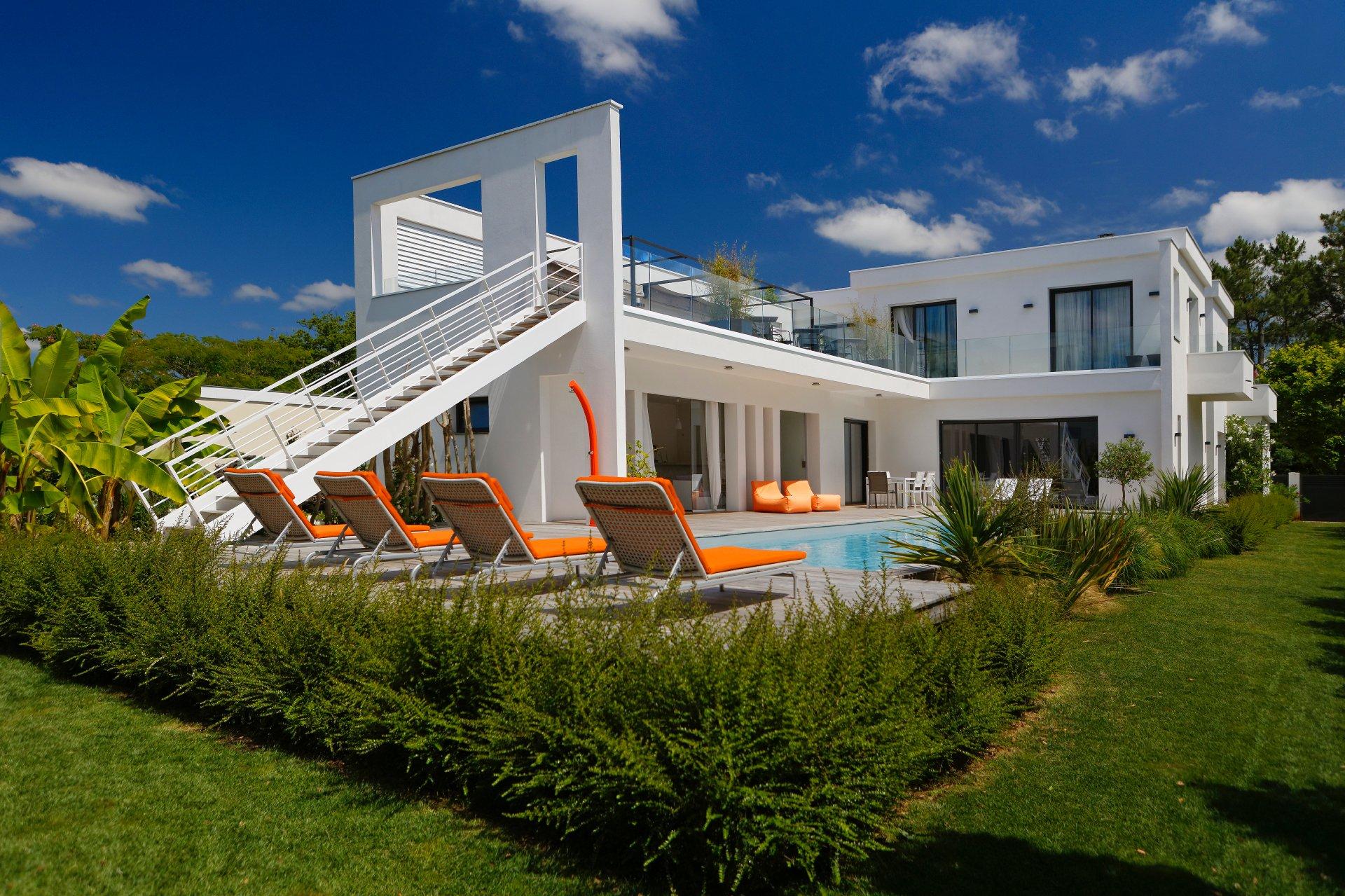 Villa St Barth & Spa B&B Andernos les Bains voir les tarifs