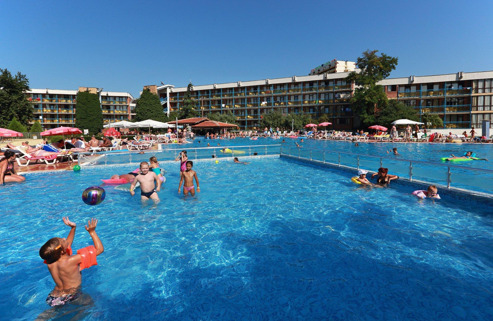 Отель поморие болгария солнечный берег