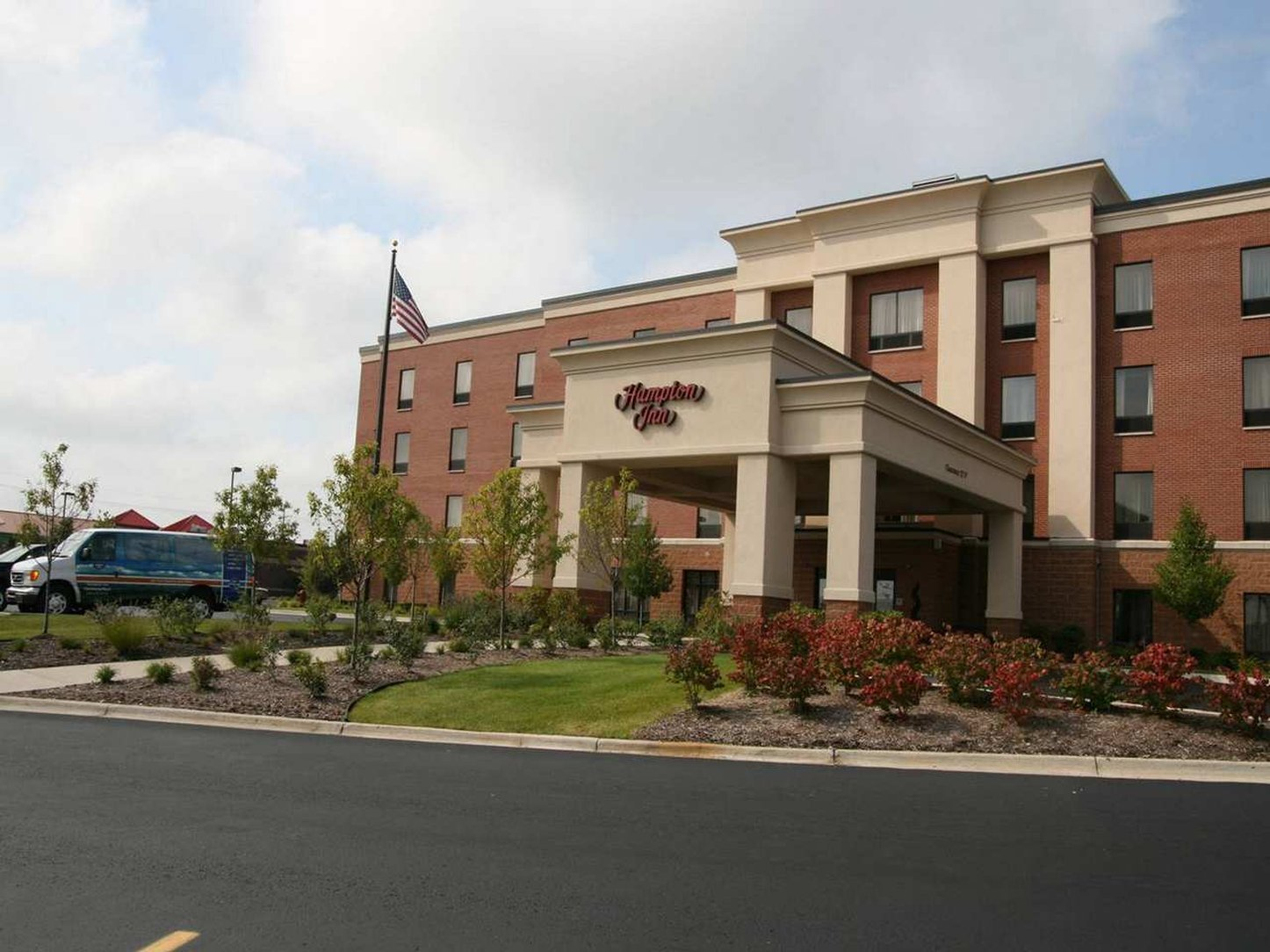 Hampton Inn - Detroit / Novi at 14 Mile Road