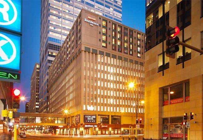 Residence Inn Minneapolis Downtown/City Center