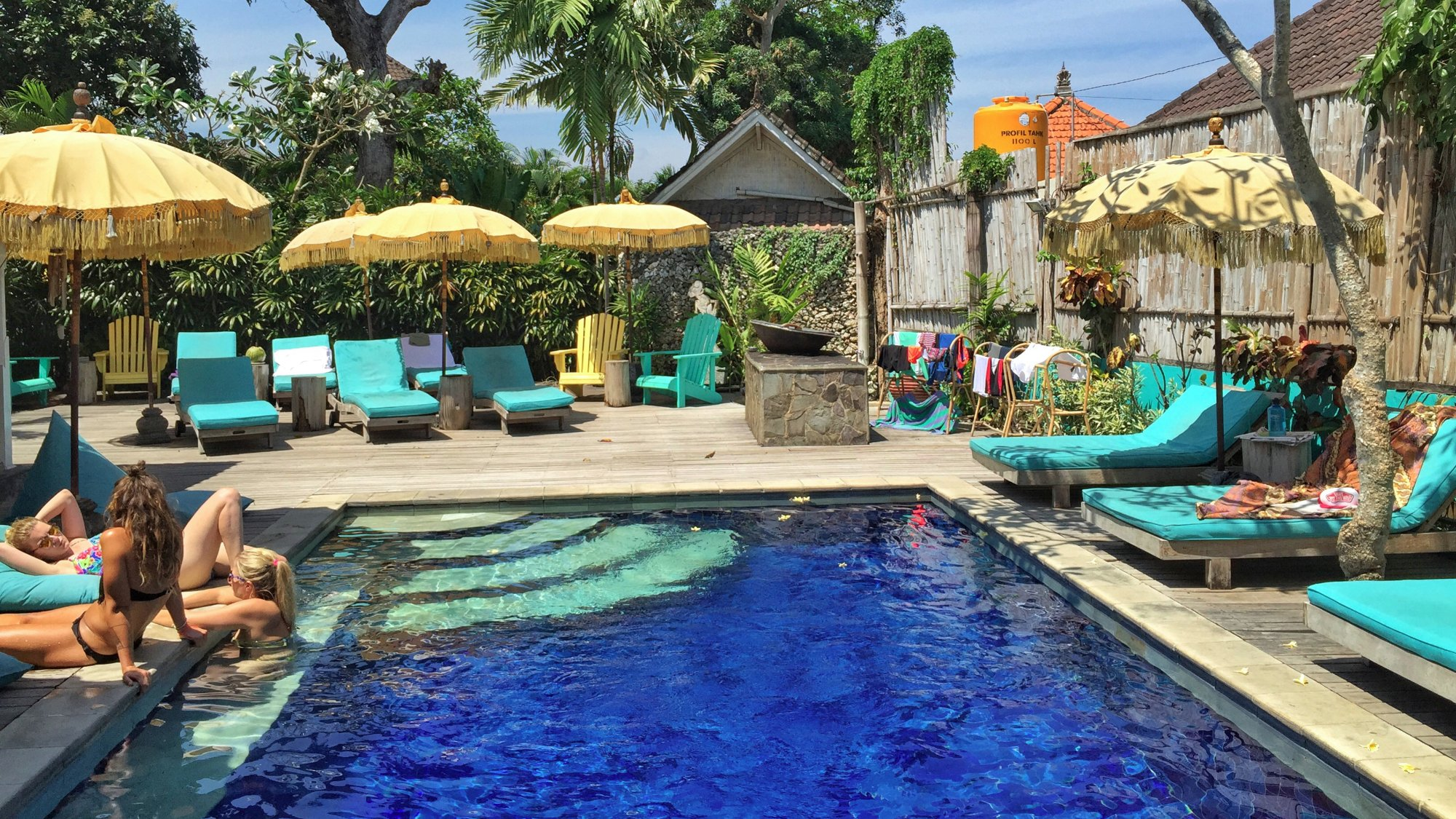 The Chillhouse - Bali Surf and Bike Retreats