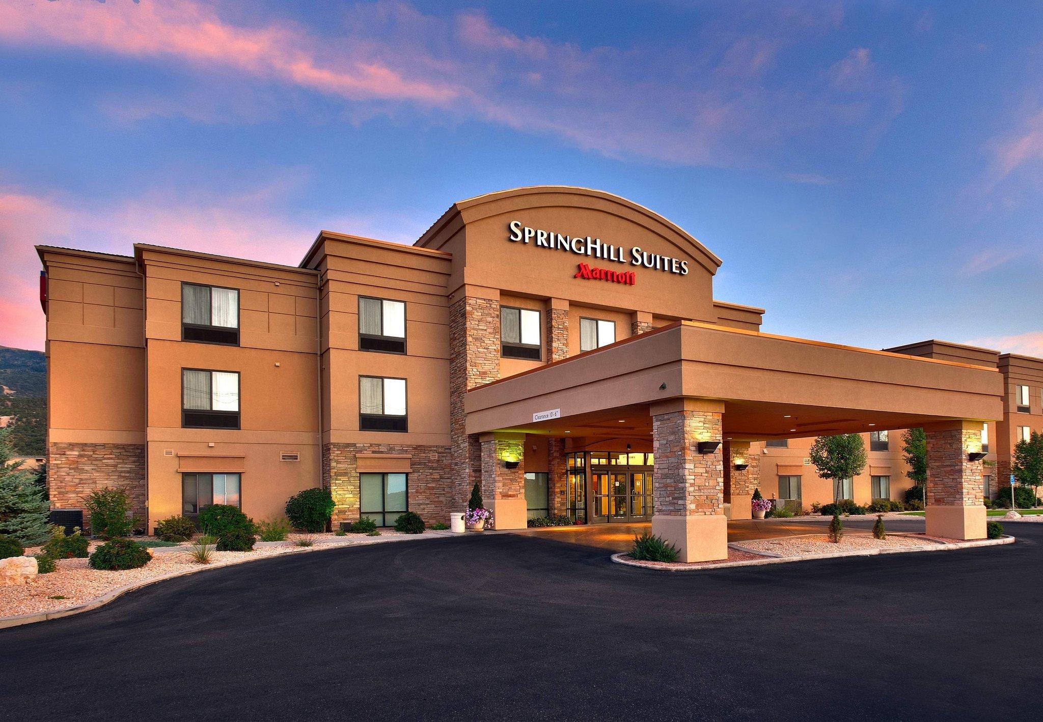 SpringHill Suites Cedar City