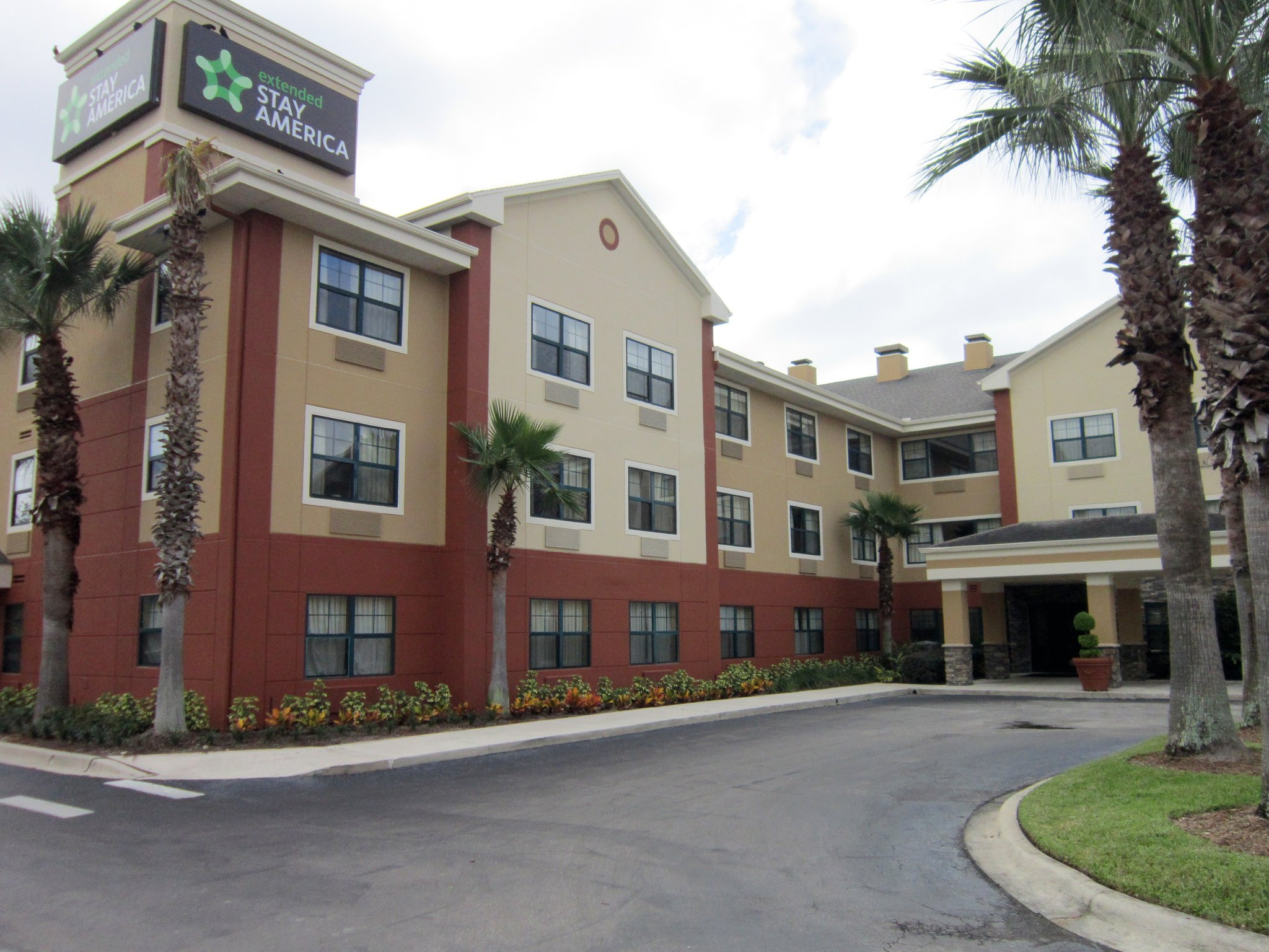 Extended Stay America - Orlando Theme Parks - Major Blvd.