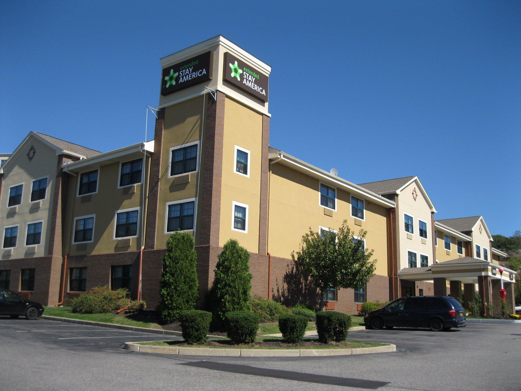 波士頓布倫特里美國長住飯店