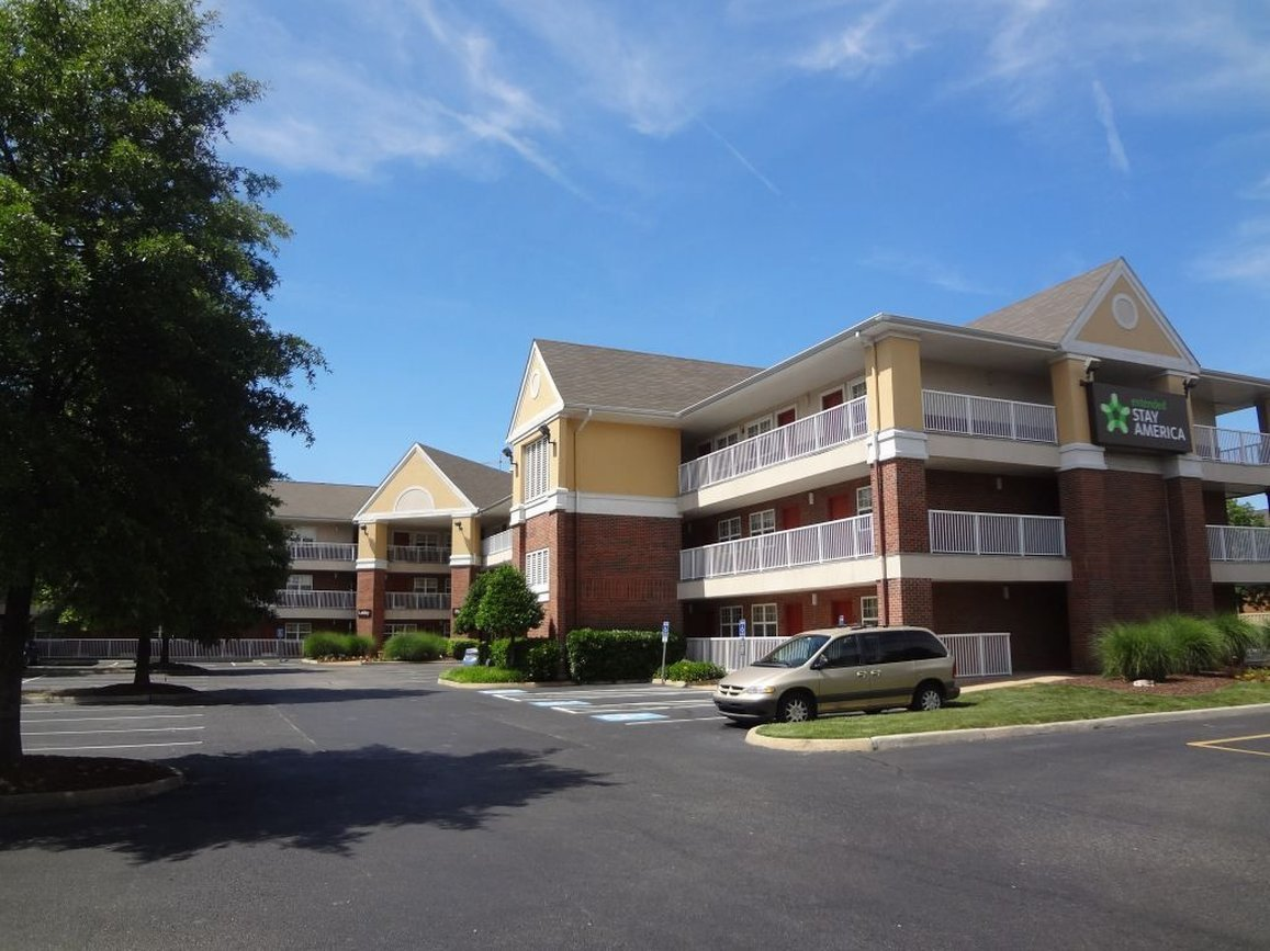 ‪Extended Stay America - Chesapeake - Crossways Blvd.‬
