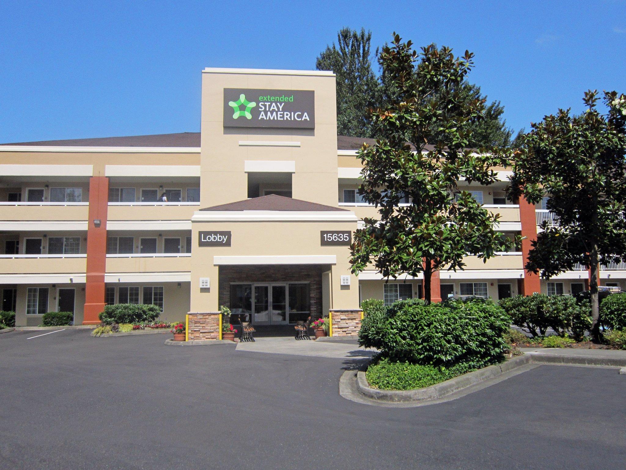 西雅圖南中心美國長住飯店