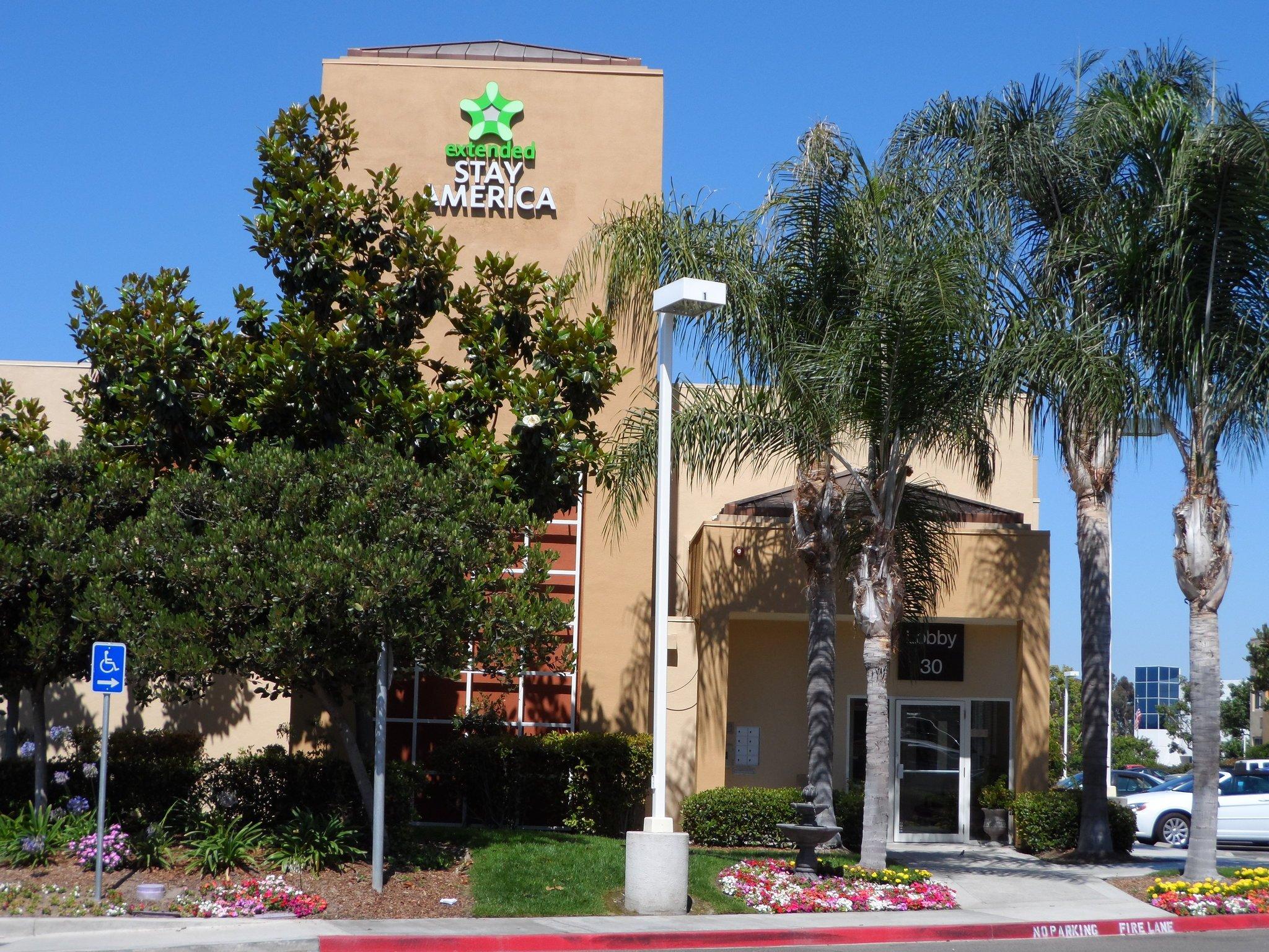 奧蘭治縣爾灣產業帶美國長住飯店