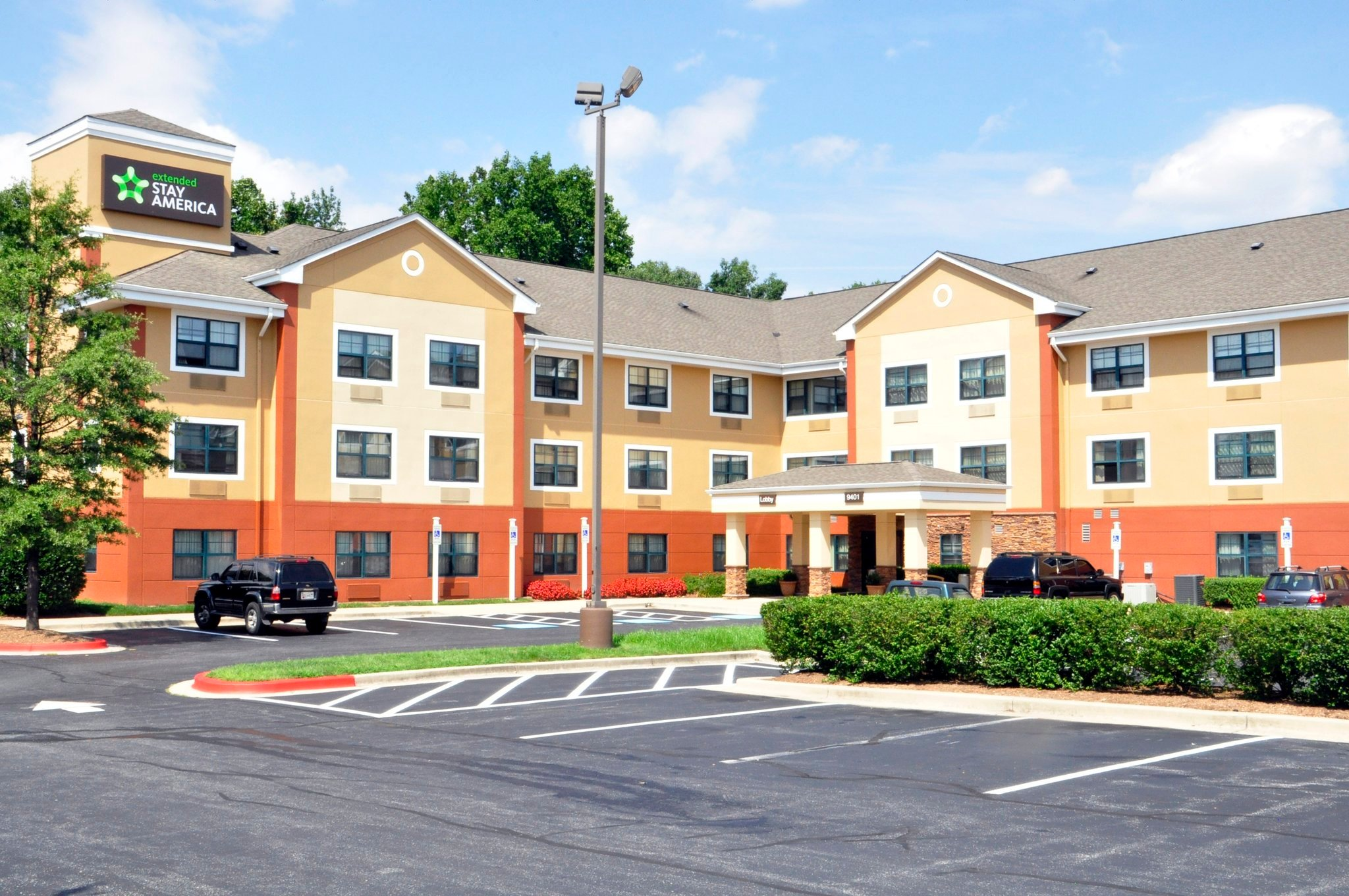 ‪Extended Stay America - Washington, DC - Landover‬