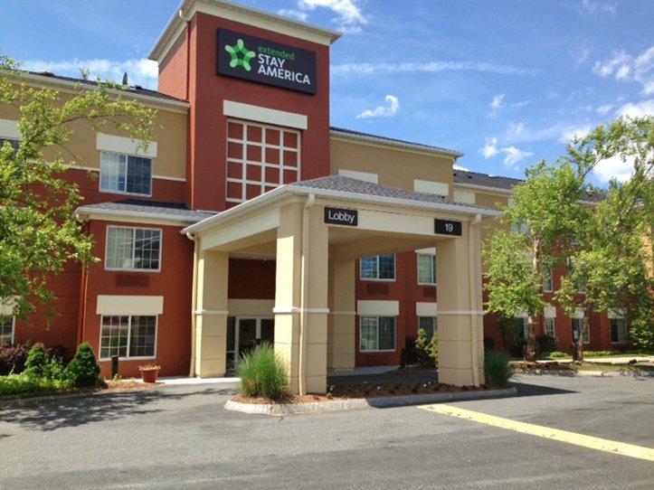 波士頓瑪律堡美國長住飯店