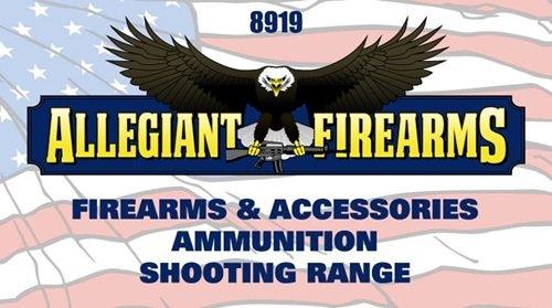 Allegiant Shooting Range