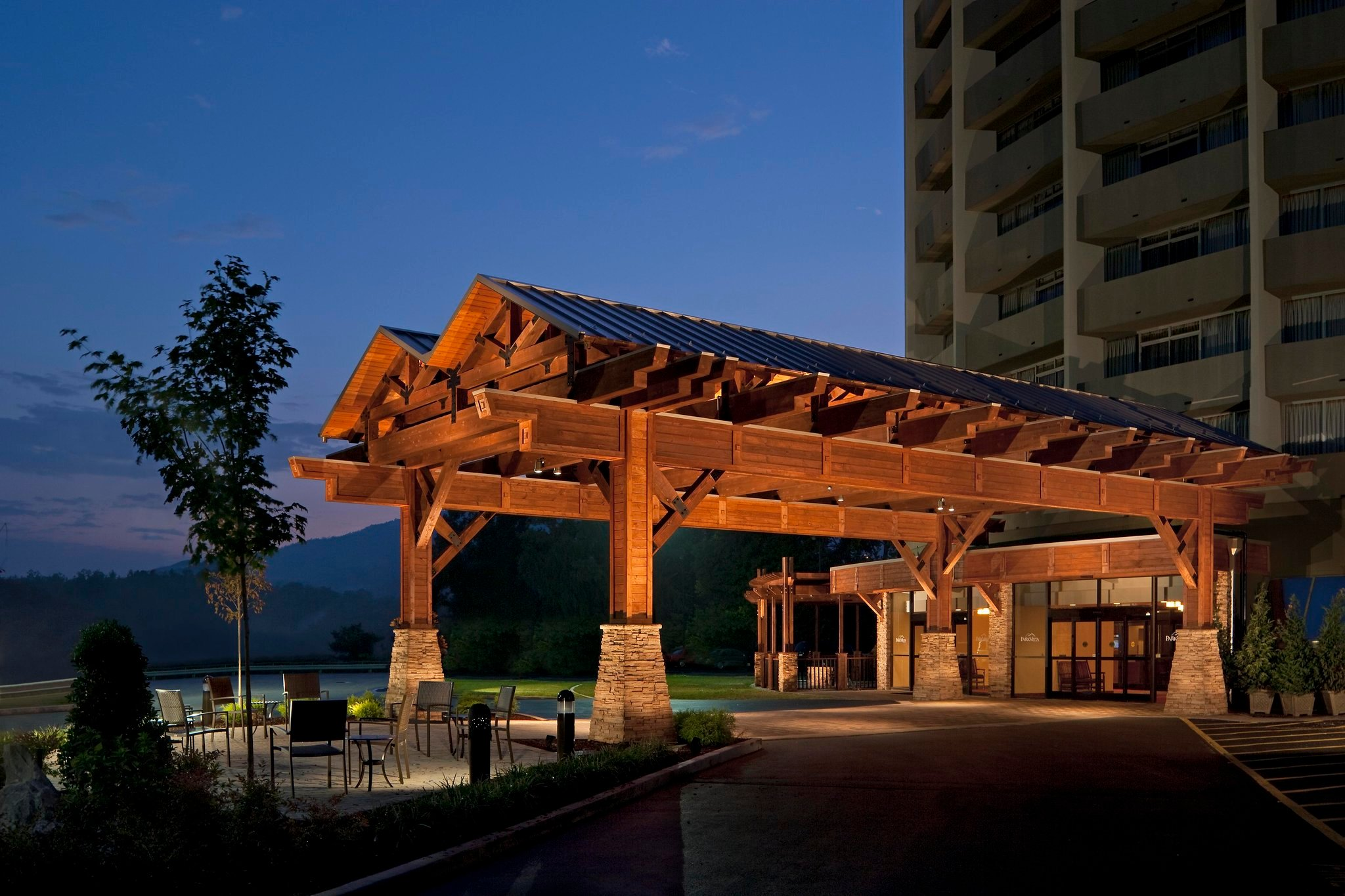 Park Vista - DoubleTree by Hilton Hotel - Gatlinburg - TEMPORARILY CLOSED