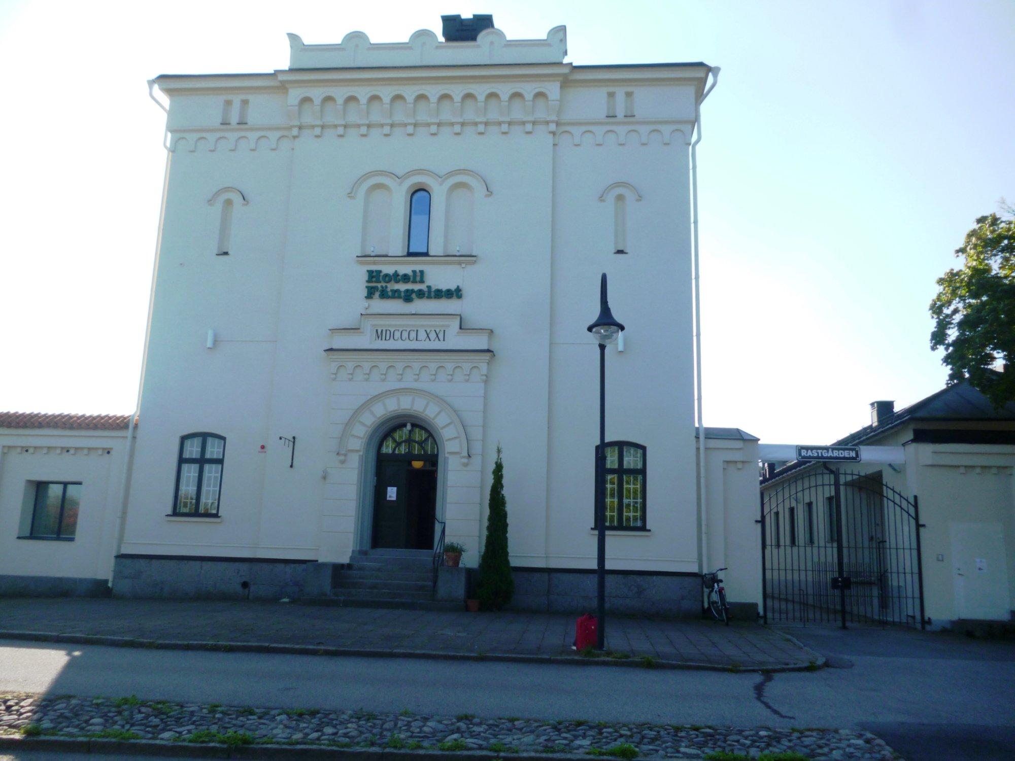 Hotell Fangelset