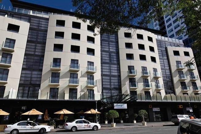 阿德萊德曼特拉漢德馬爾什廣場酒店
