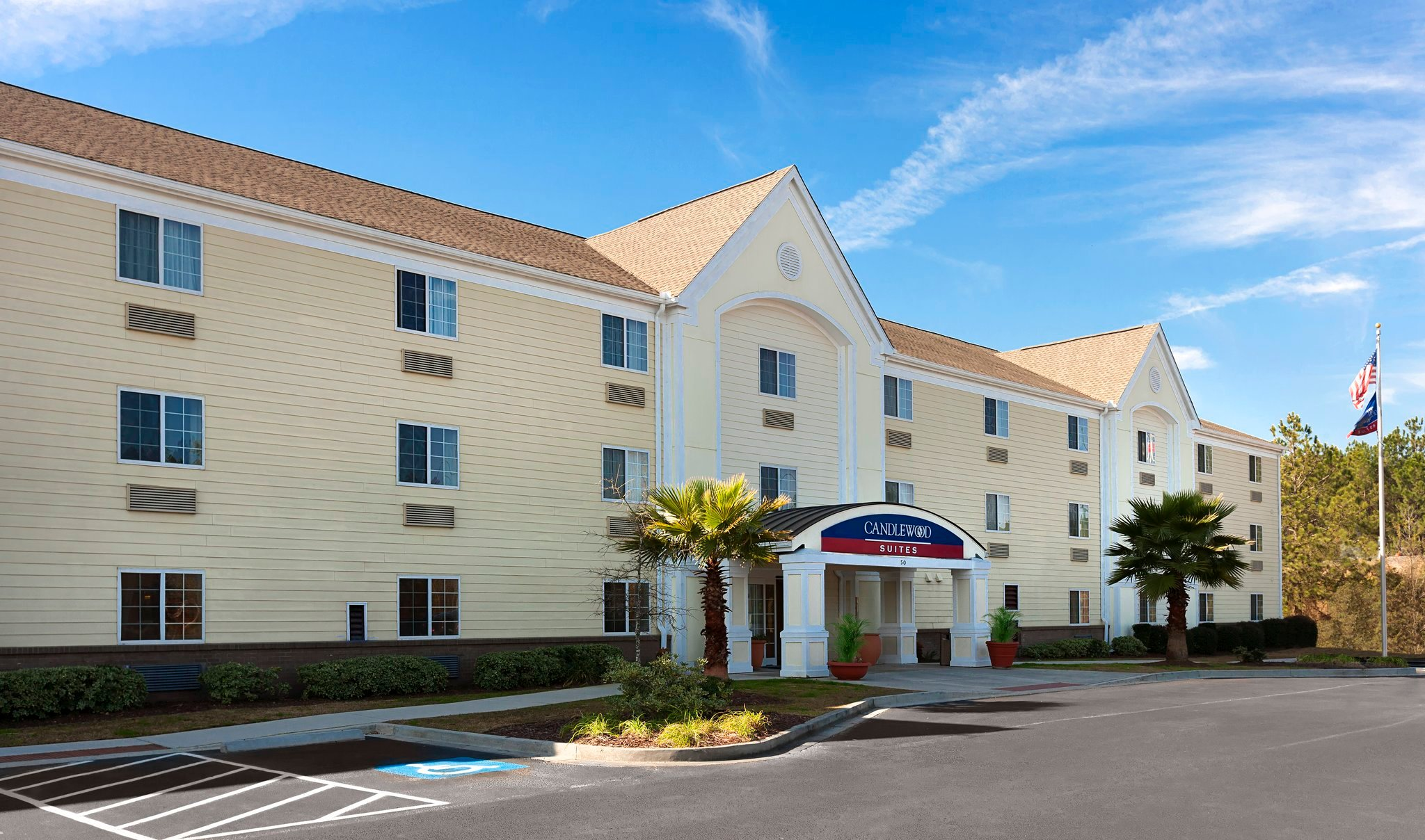 Candlewood Suites Savannah Airport