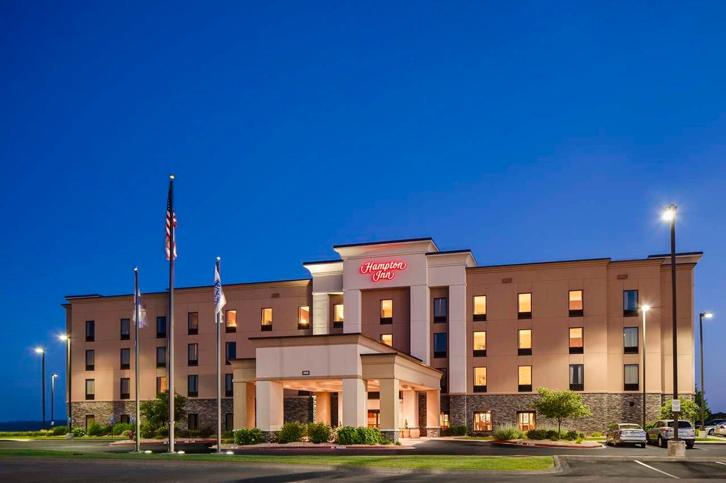 Hampton Inn Branson - Branson Hills - UPDATED 2017 Hotel ...