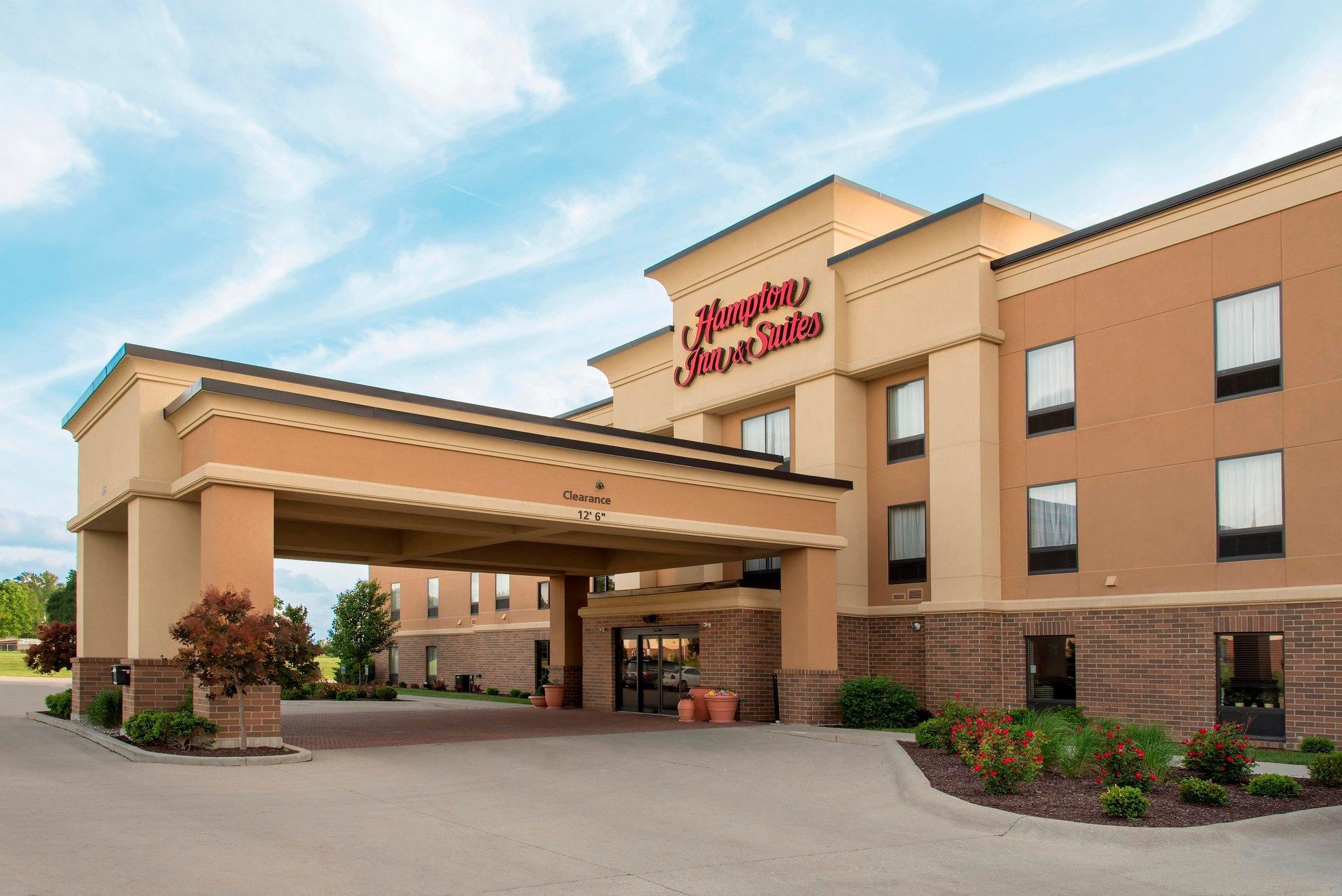 克勞福茲維爾希爾頓恆庭旅館&套房酒店