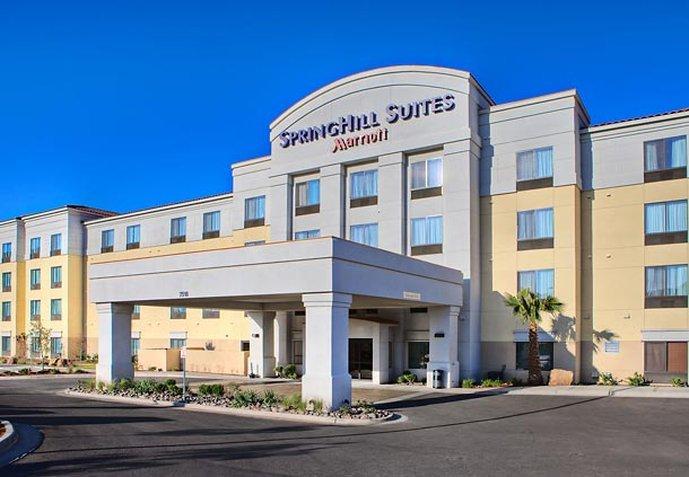 SpringHill Suites El Paso
