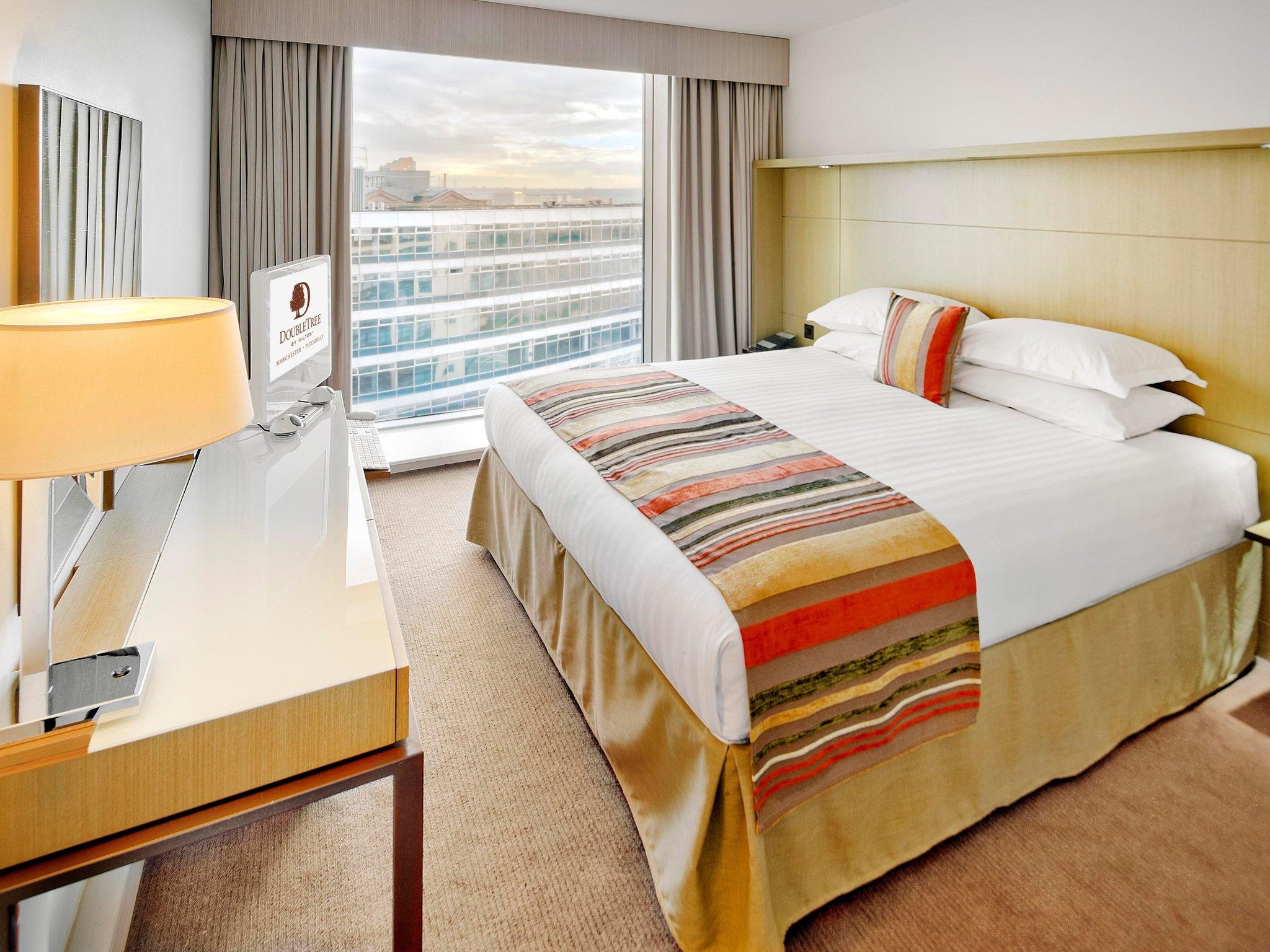 曼徹斯特倫敦雙數希爾頓酒店
