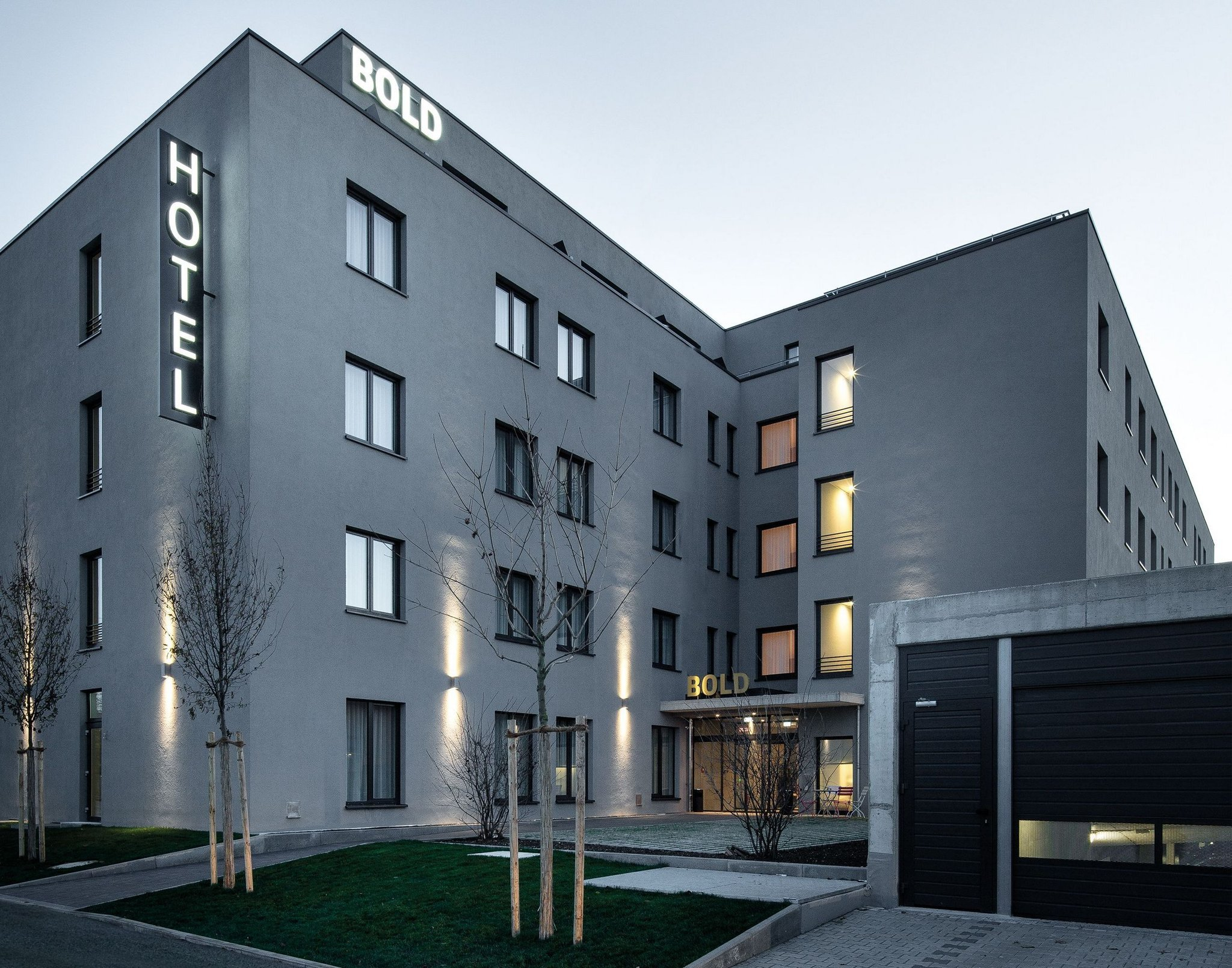 Bold Hotel Muenchen