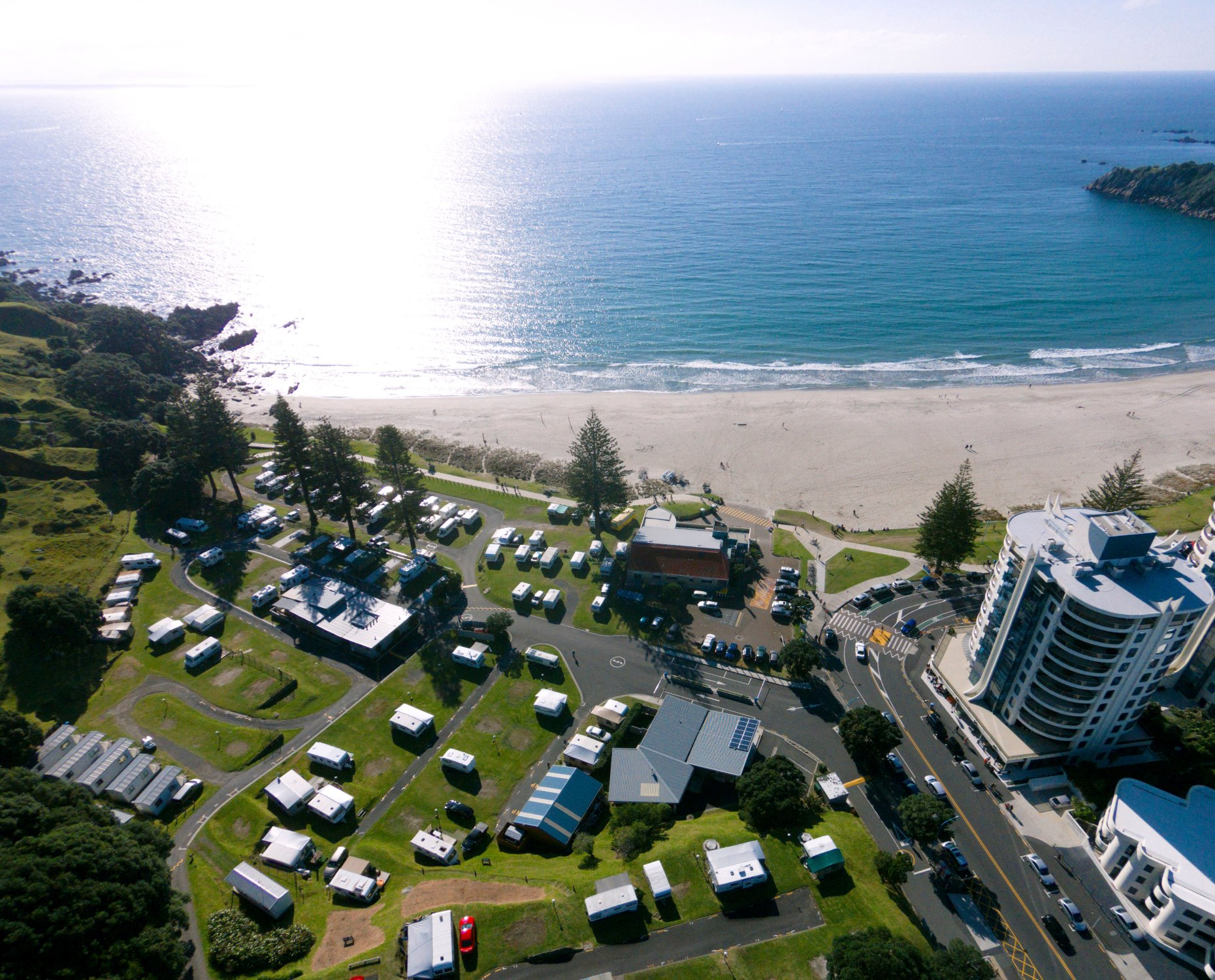 Mount Maunganui Beachside Holiday Park