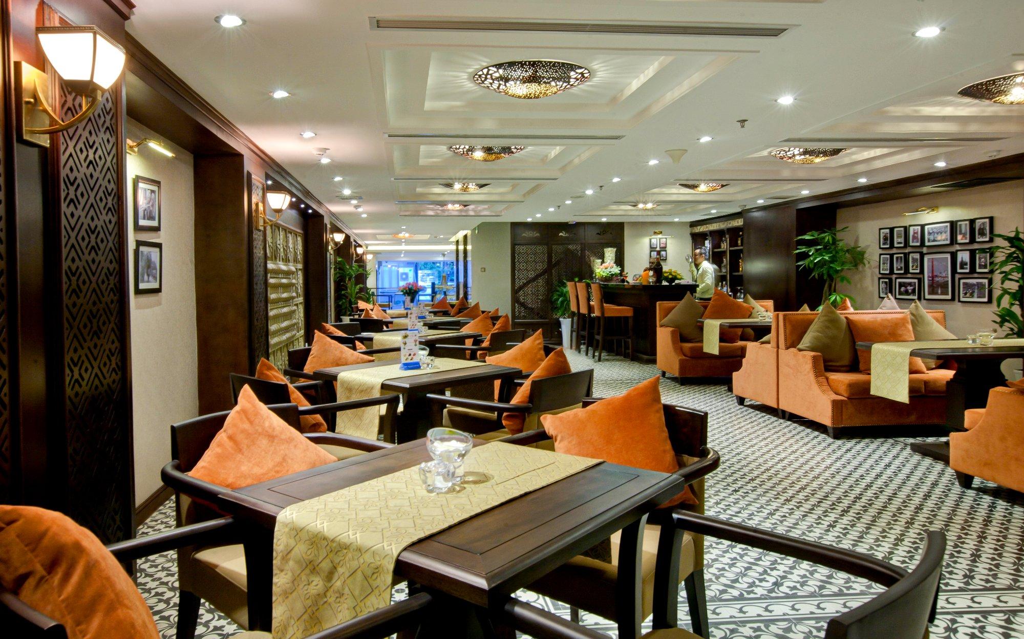 Golden Lotus Luxury Hotel