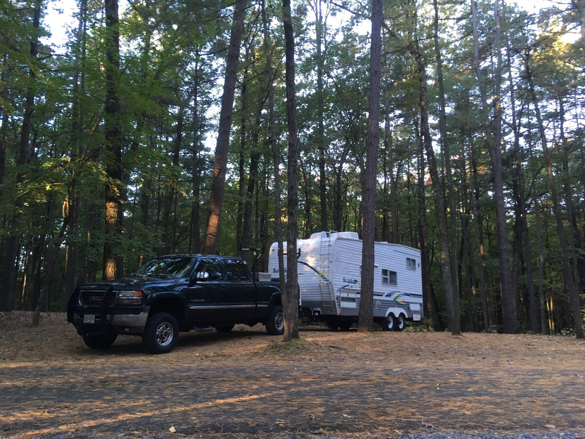 Moreau Lake State Park Campground Updated 2016 Reviews