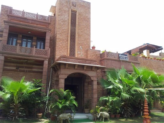 The Marwar Hotel & Gardens
