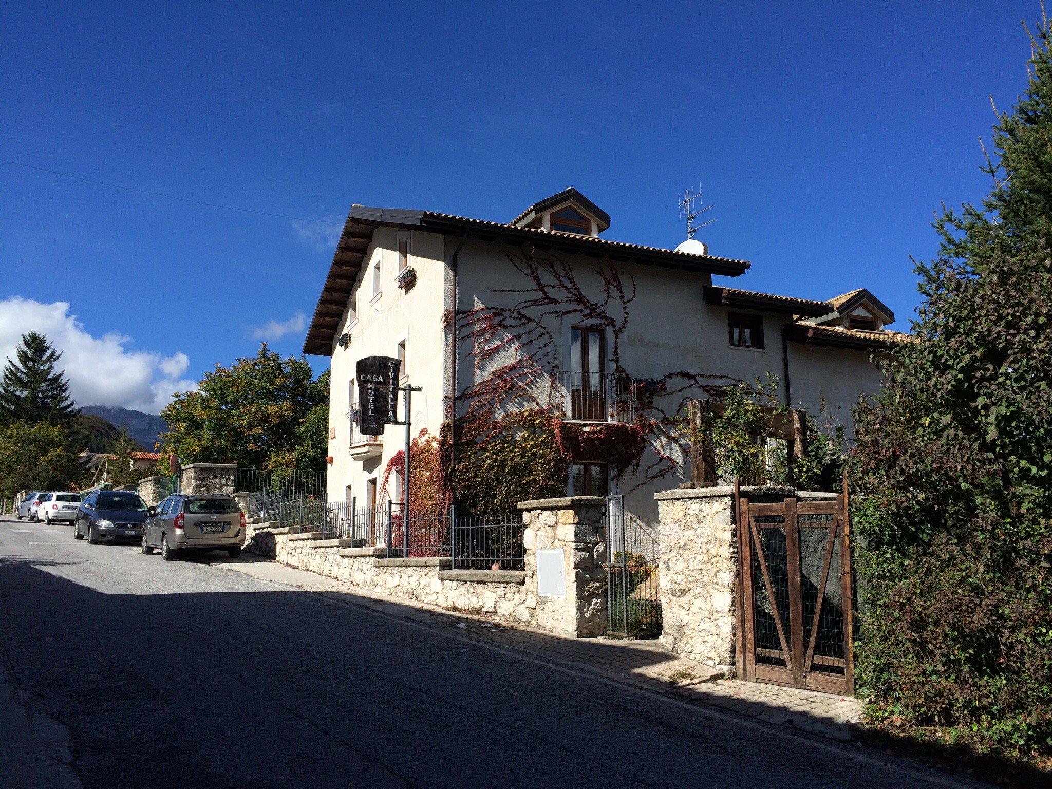 Albergo Casahotel Civitella