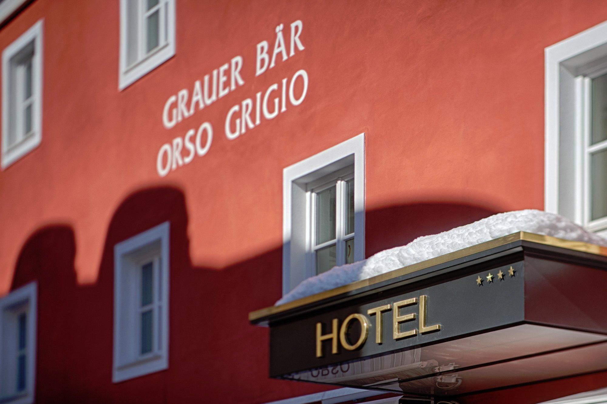 Boutique-Hotel Orso Grigio****