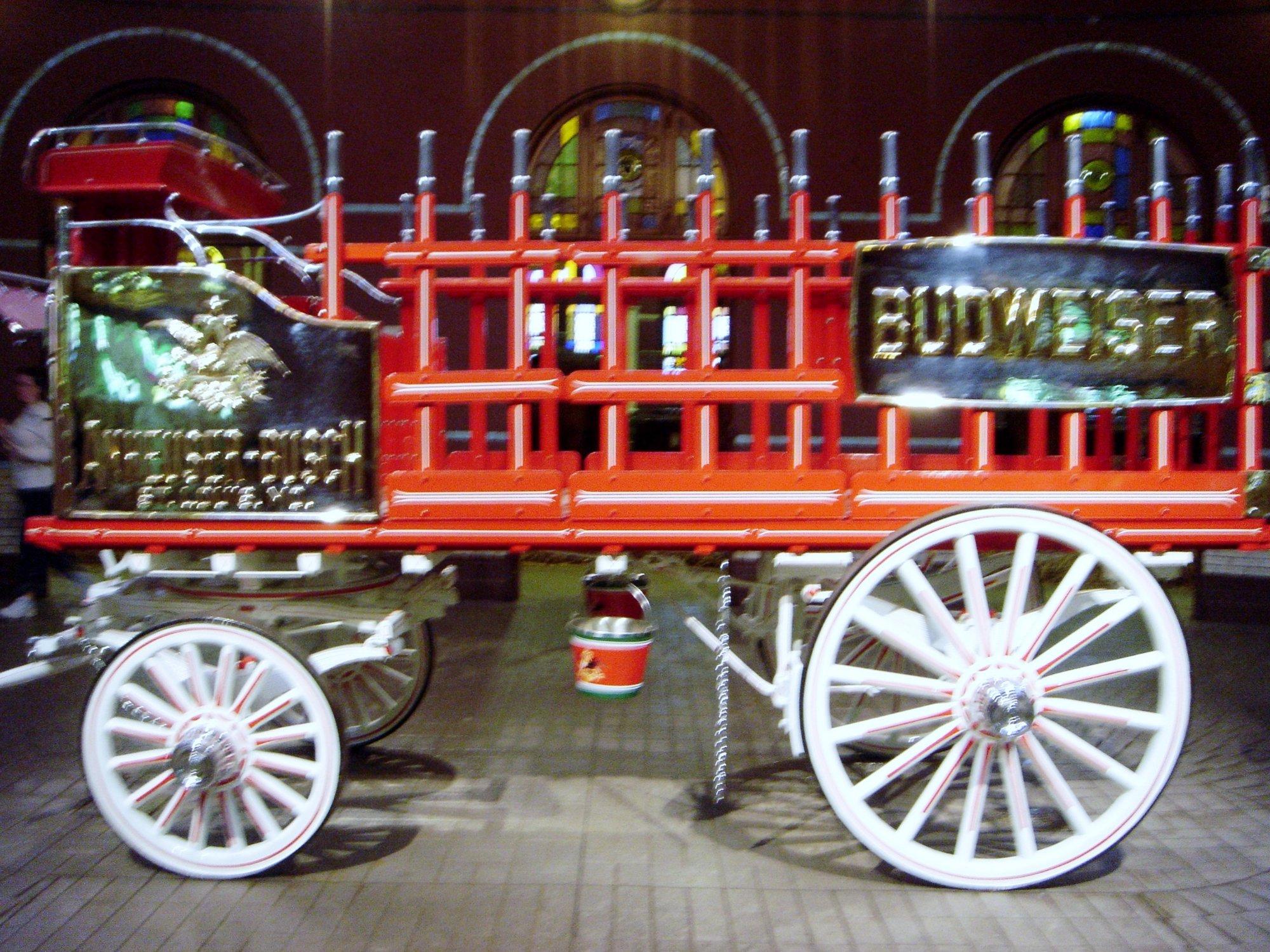 Budweiser Brewery St Louis