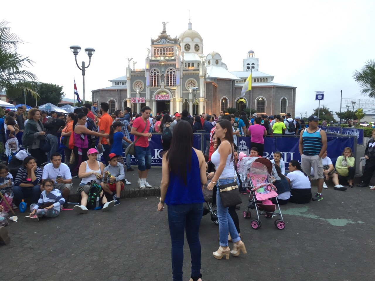 Fiesta de la Negrita, Cartago
