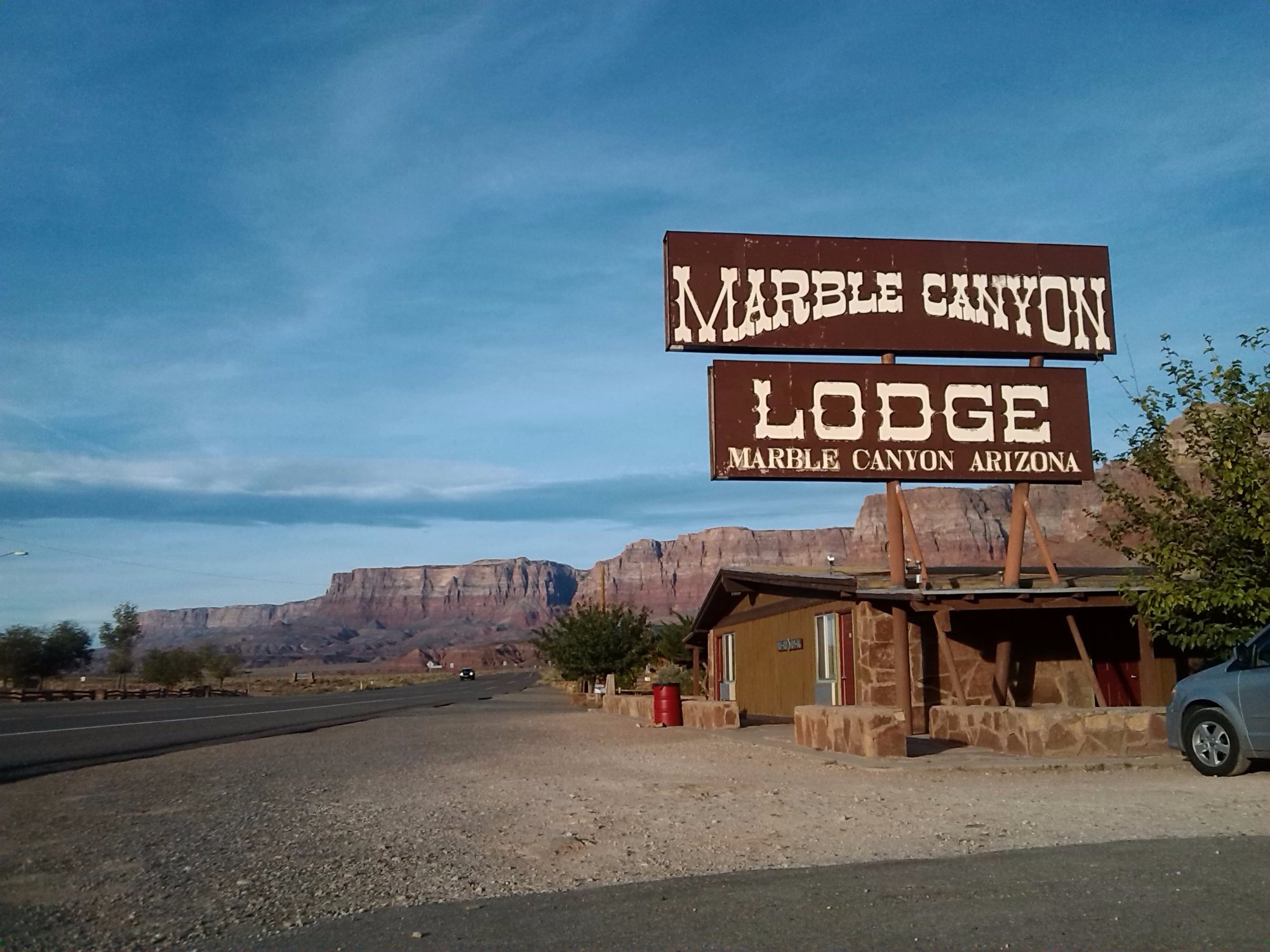 ‪Marble Canyon Lodge‬