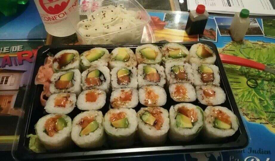 Restaurant makesushi dans toulouse avec cuisine japonaise for O cuisine toulouse