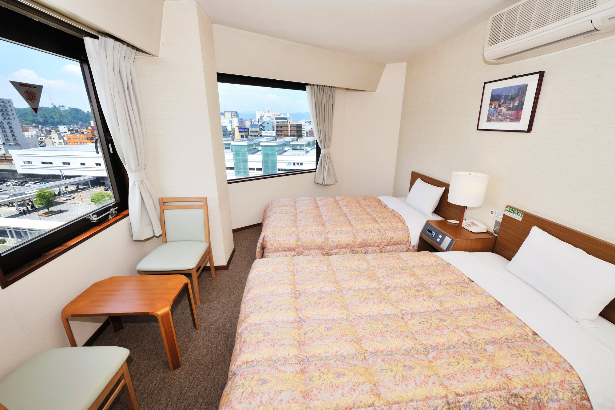 Terminal Hotel Fukui