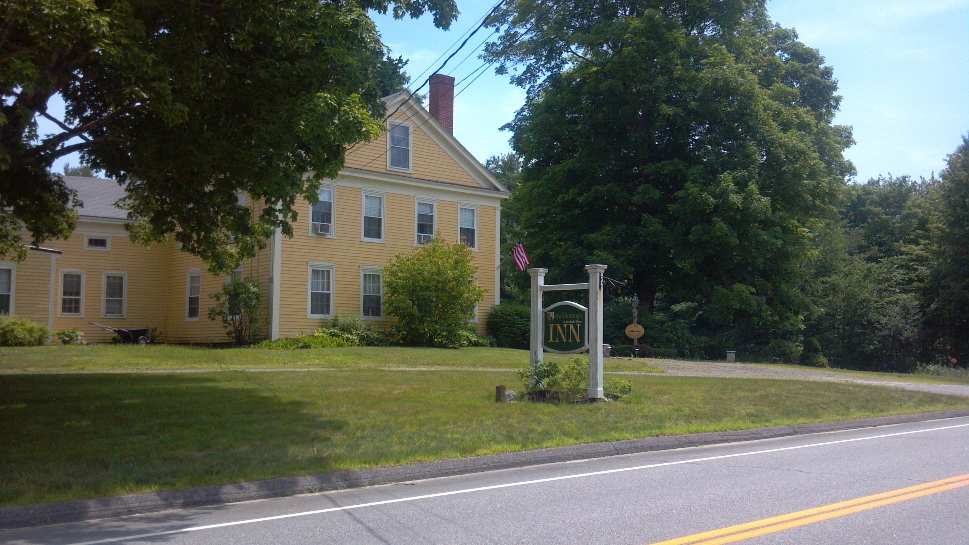 Royalsborough Inn at Bagley House