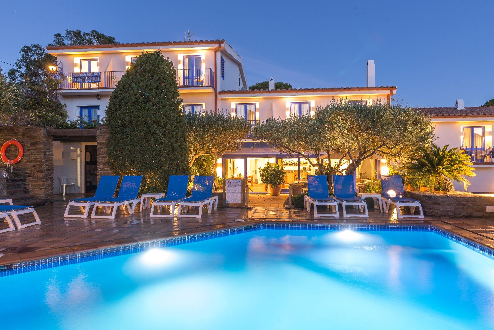 Hotel Blaumar Cadaques