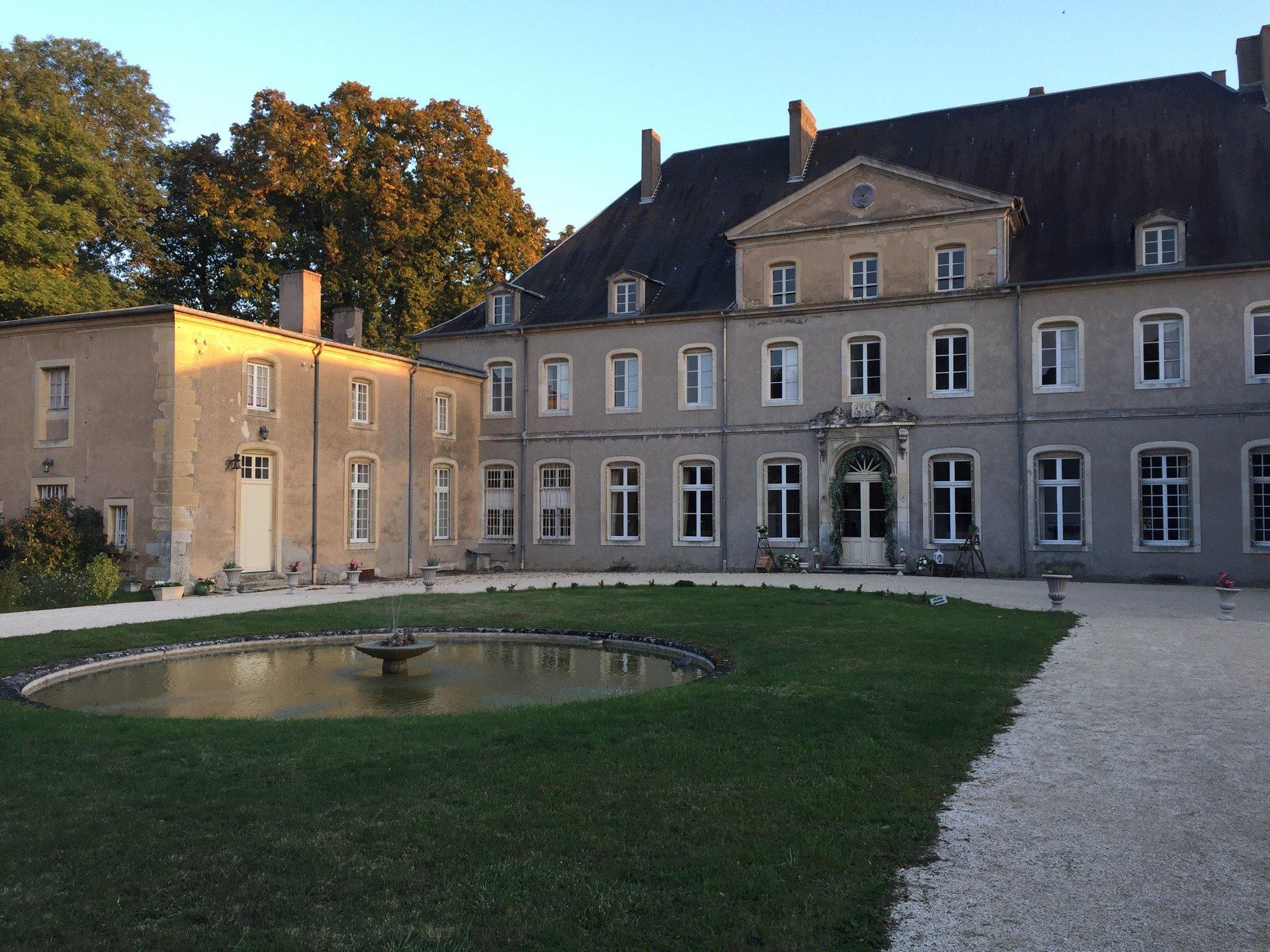 Chateau de Saulxures