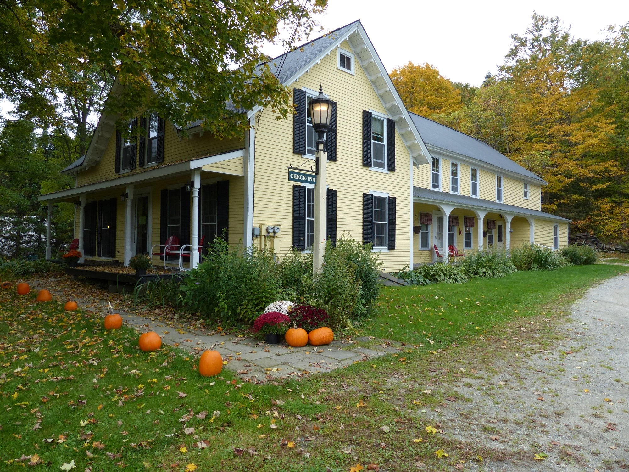 Wilder Farm Inn B&B