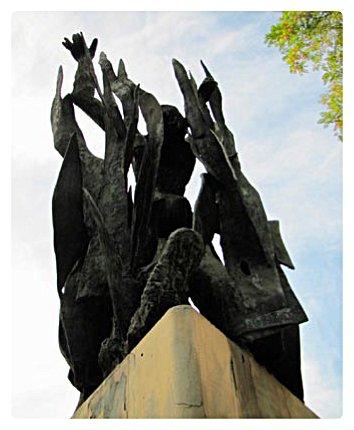 Statua di Jan Palach