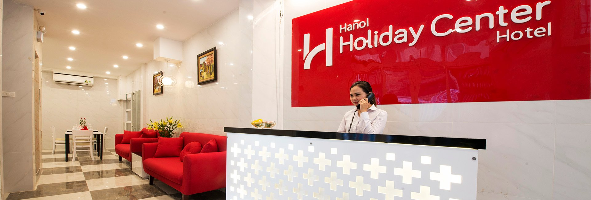 Ha Noi Holiday Center Hotel