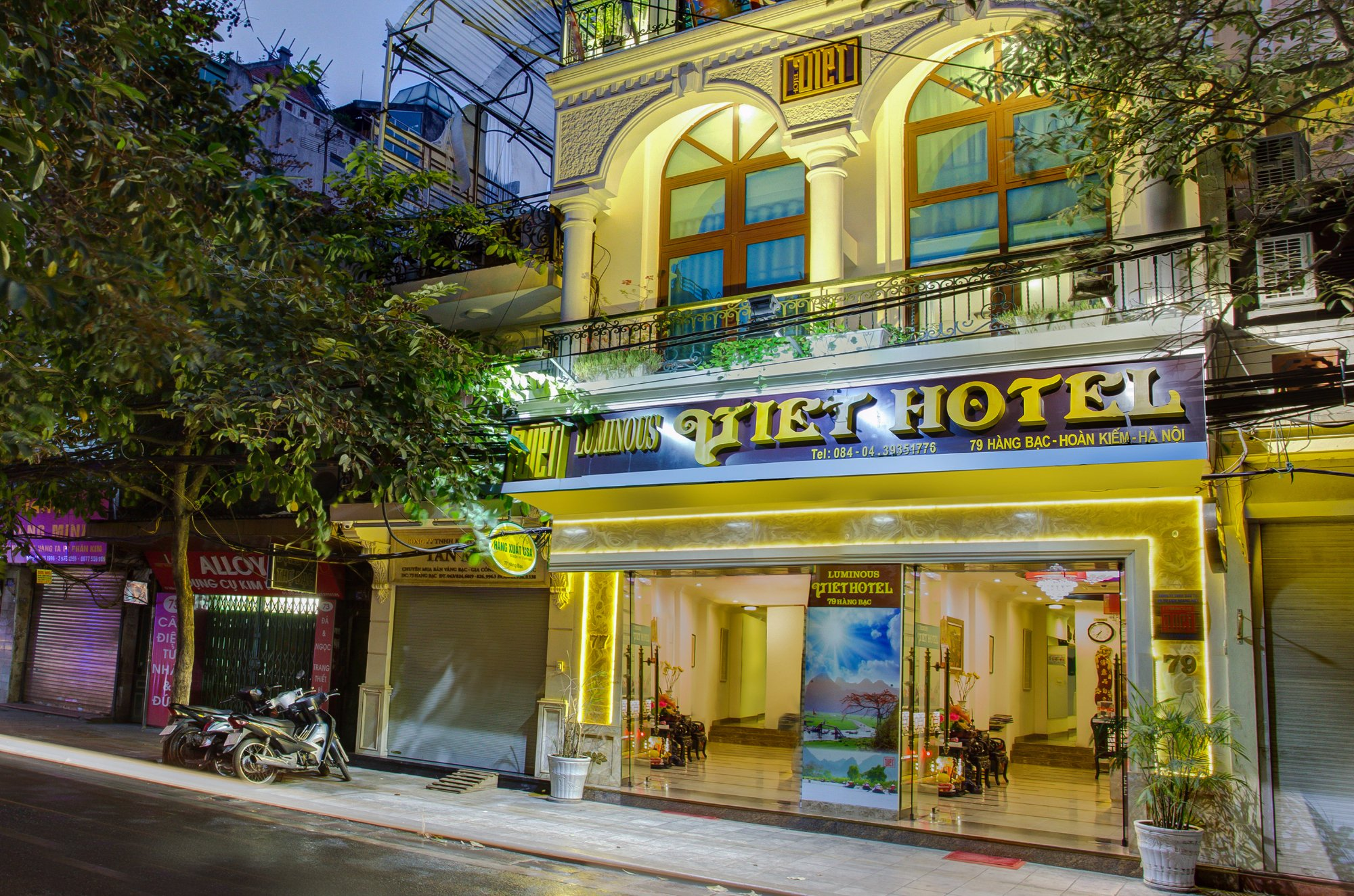 Luminous Viet Hotel