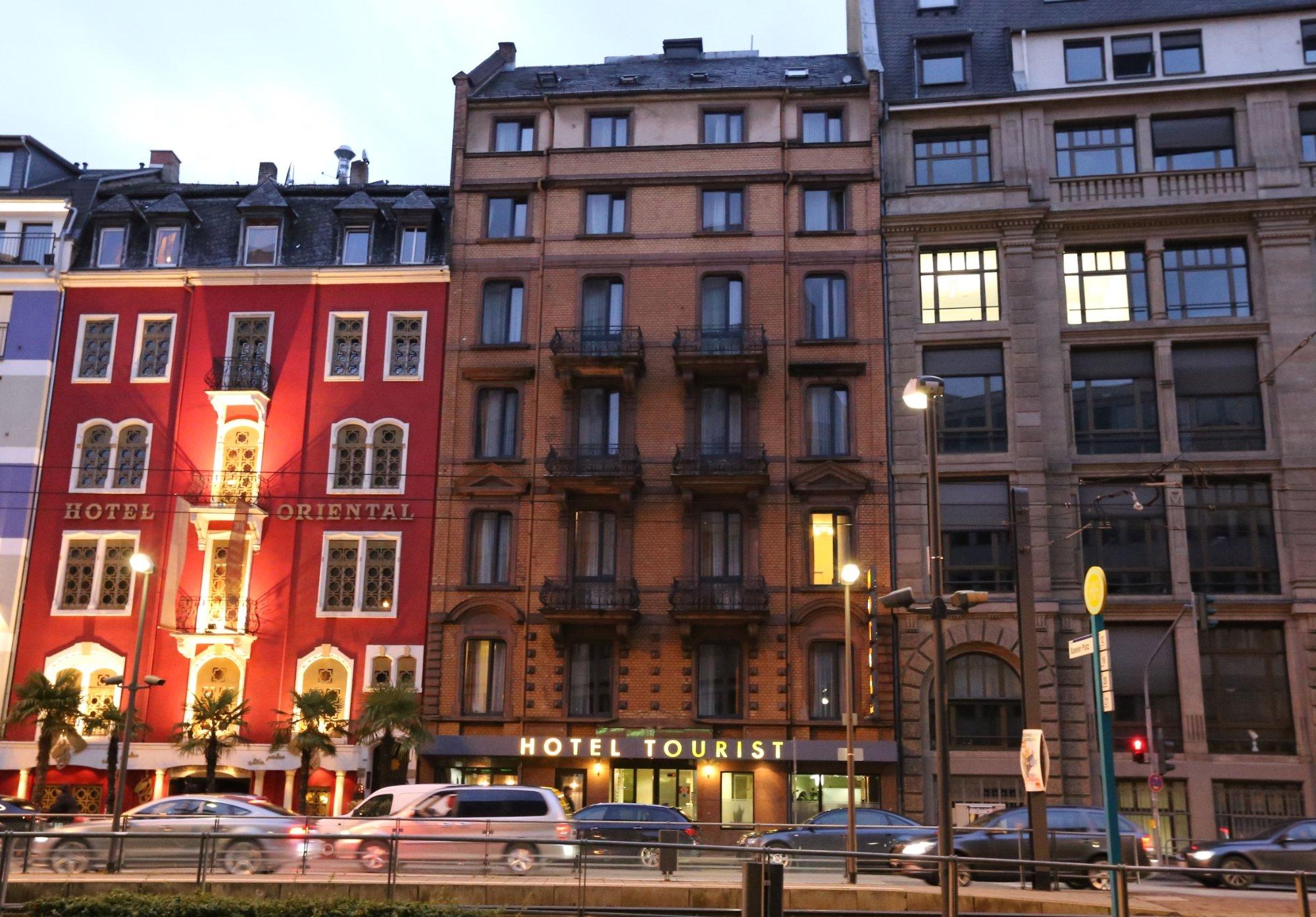Hotel Tourist Frankfurt
